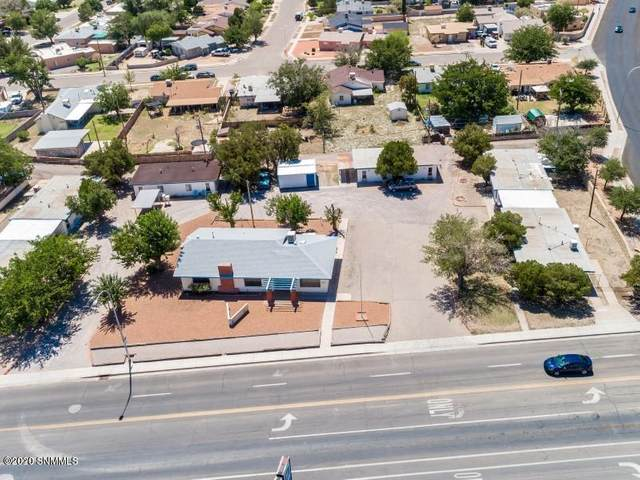 1716 S Solano Drive, Las Cruces, NM 88001 (MLS #2002688) :: Agave Real Estate Group