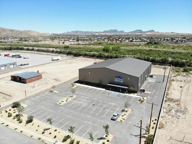 1999 Appaloosa Drive, Sunland Park, NM 88063 (MLS #2002698) :: Las Cruces Real Estate Professionals