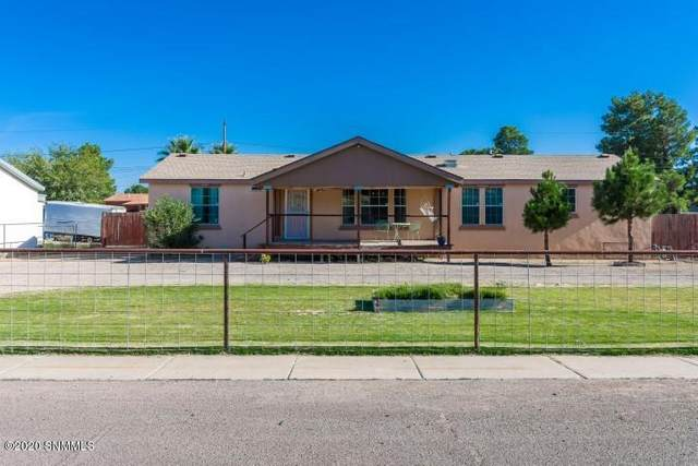 635 King James, Las Cruces, NM 88007 (MLS #2002705) :: United Country Real Estate Revolution
