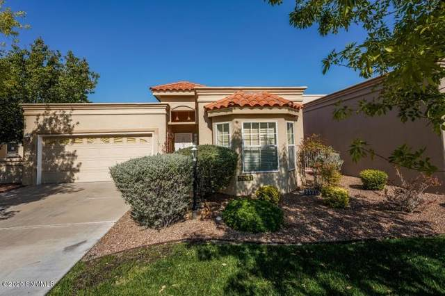2457 El Dorado Court, Las Cruces, NM 88011 (MLS #2002706) :: Arising Group Real Estate Associates