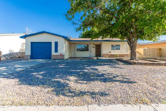 1758 Webster Avenue, Las Cruces, NM 88001 (MLS #2002728) :: Agave Real Estate Group