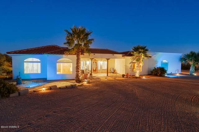 1100 Boling Lane, Las Cruces, NM 88007 (MLS #2002730) :: Las Cruces Real Estate Professionals