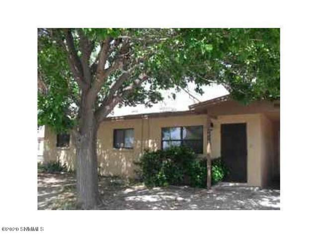1615 S Espina Street, Las Cruces, NM 88001 (MLS #2002732) :: Better Homes and Gardens Real Estate - Steinborn & Associates