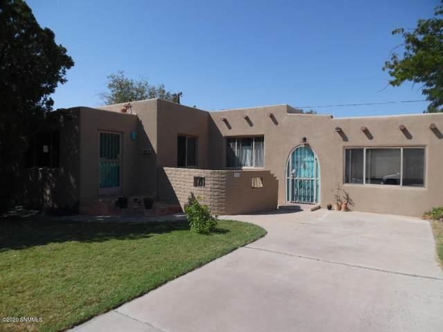 322 Linda Vista Road, Las Cruces, NM 88005 (MLS #2002734) :: Arising Group Real Estate Associates