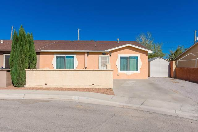 1009 Utah Court, Las Cruces, NM 88001 (MLS #2002735) :: Better Homes and Gardens Real Estate - Steinborn & Associates