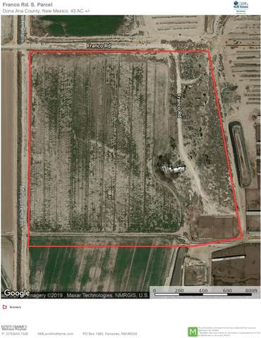 000 Franco Road #2, Vado, NM 88072 (MLS #2002770) :: Better Homes and Gardens Real Estate - Steinborn & Associates