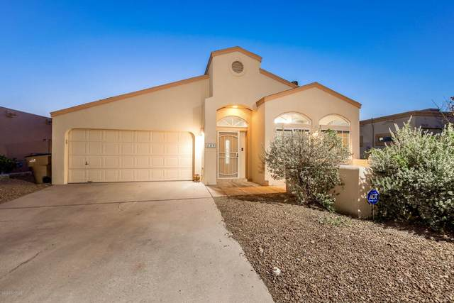 285 Los Arboles Court, Las Cruces, NM 88011 (MLS #2002777) :: Better Homes and Gardens Real Estate - Steinborn & Associates