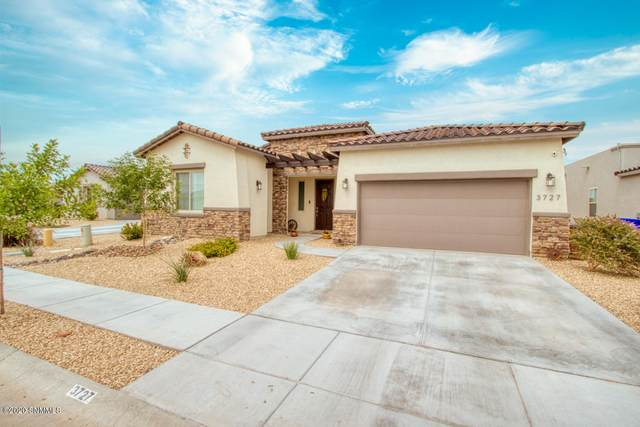 3727 Santa Flora Court, Las Cruces, NM 88012 (MLS #2002793) :: Better Homes and Gardens Real Estate - Steinborn & Associates