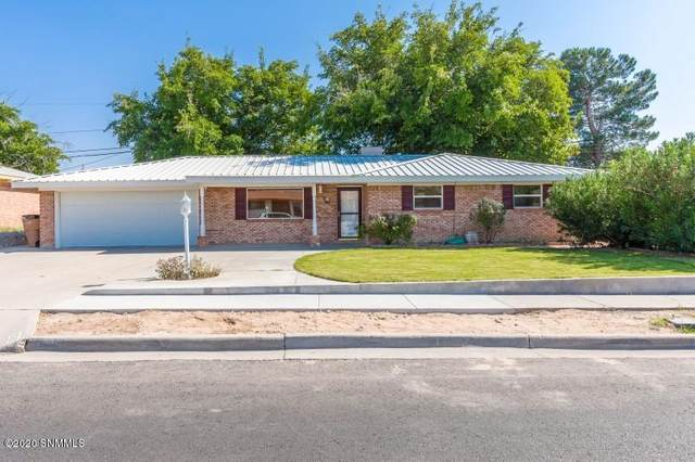 1020 Jasmine Drive, Las Cruces, NM 88005 (MLS #2002796) :: Better Homes and Gardens Real Estate - Steinborn & Associates
