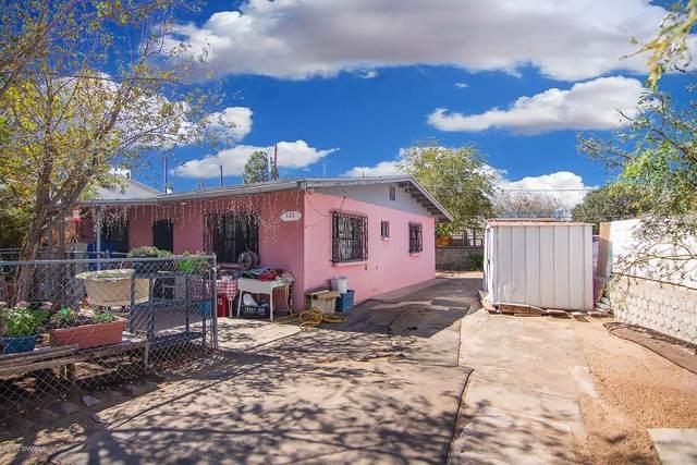 122 Monte Vista Drive, Sunland Park, NM 88063 (MLS #2002817) :: Arising Group Real Estate Associates
