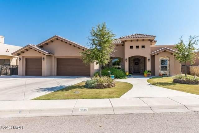 1445 San Bonifacio Arc, Las Cruces, NM 88005 (MLS #2002820) :: Better Homes and Gardens Real Estate - Steinborn & Associates