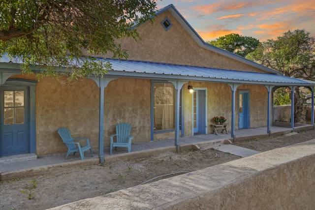 6 Plaza De Monticello Rd, MONTICELLO, NM 87939 (MLS #2002829) :: Las Cruces Real Estate Professionals