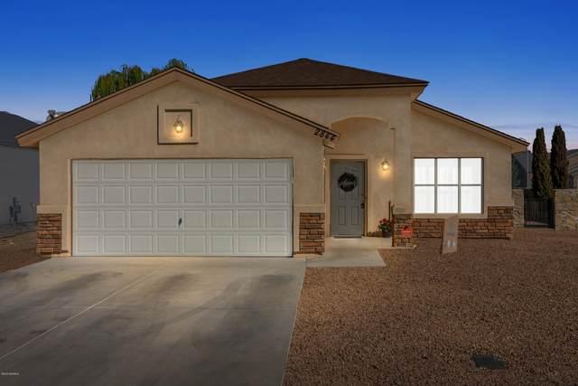 2844 La Union Court, Las Cruces, NM 88007 (MLS #2002831) :: Arising Group Real Estate Associates