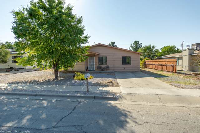 1112 Ash Avenue, Las Cruces, NM 88001 (MLS #2002837) :: Agave Real Estate Group