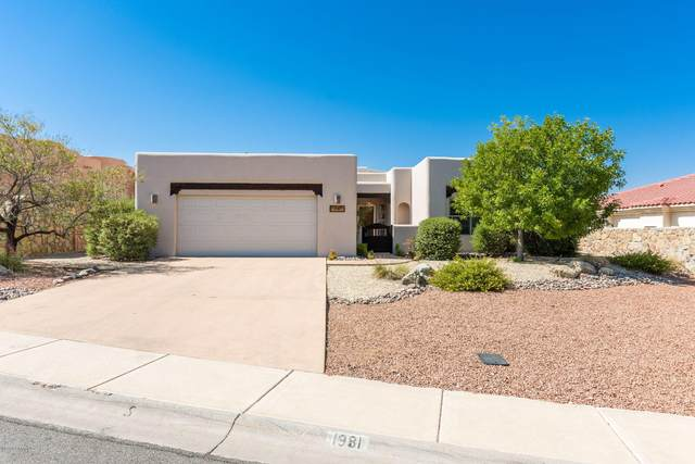1981 Lone Tree Lane, Las Cruces, NM 88011 (MLS #2002839) :: Las Cruces Real Estate Professionals