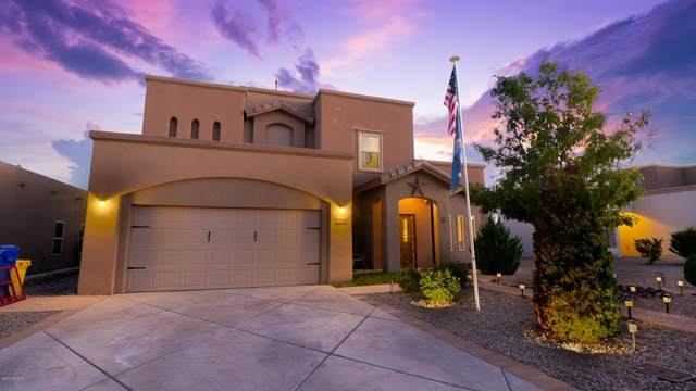 3530 Camino Verde, Las Cruces, NM 88012 (MLS #2002849) :: Better Homes and Gardens Real Estate - Steinborn & Associates