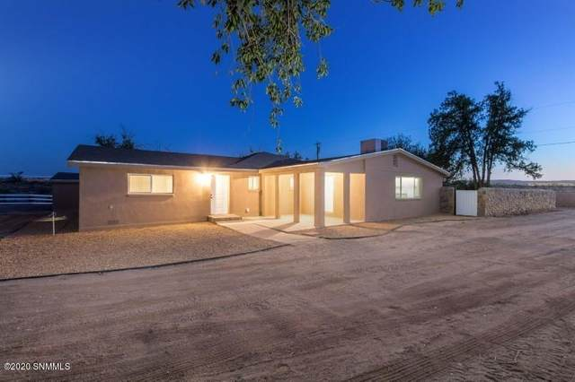 114 N Aries, Las Cruces, NM 88005 (MLS #2002852) :: Arising Group Real Estate Associates