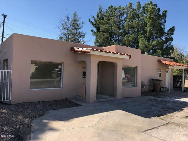 395 La Colonia Avenue, Las Cruces, NM 88005 (MLS #2002853) :: Better Homes and Gardens Real Estate - Steinborn & Associates