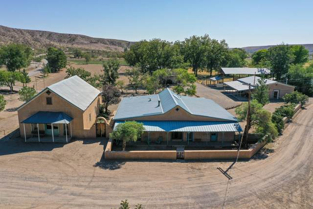 6 Plaza De Moticello, MONTICELLO, NM 87939 (MLS #2002854) :: Las Cruces Real Estate Professionals