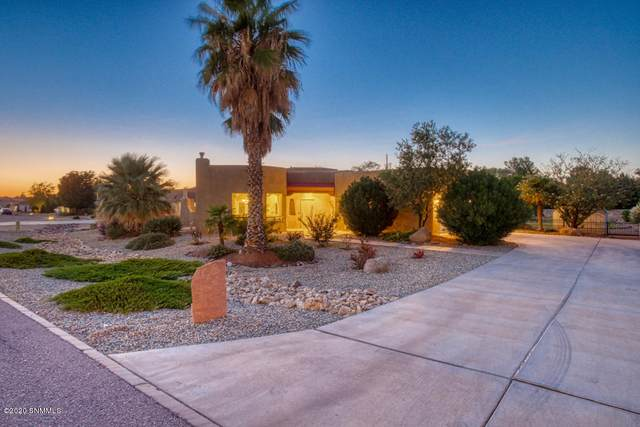 876 Harris Road, Las Cruces, NM 88007 (MLS #2002861) :: Arising Group Real Estate Associates