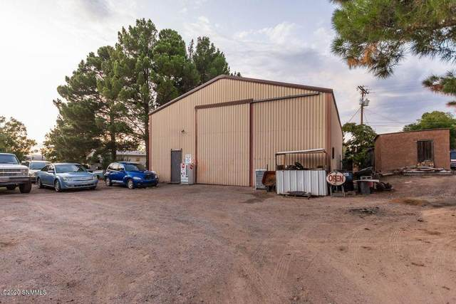 1510 Burke Road, Las Cruces, NM 88007 (MLS #2002878) :: Las Cruces Real Estate Professionals