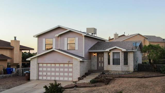 3741 Jade Avenue, Las Cruces, NM 88012 (MLS #2002882) :: Better Homes and Gardens Real Estate - Steinborn & Associates