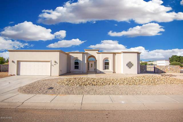 4573 Calle De Nubes, Las Cruces, NM 88012 (MLS #2002885) :: Better Homes and Gardens Real Estate - Steinborn & Associates