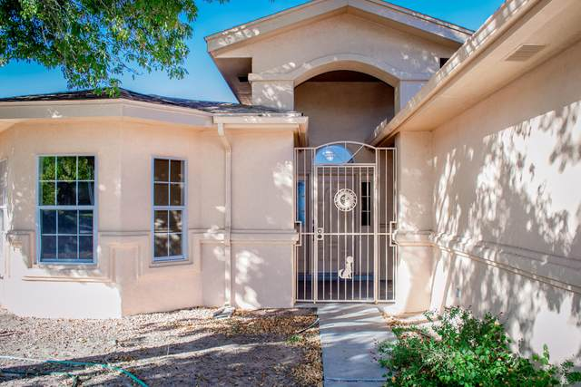 2401 Bugatti Drive, Las Cruces, NM 88001 (MLS #2002894) :: Better Homes and Gardens Real Estate - Steinborn & Associates