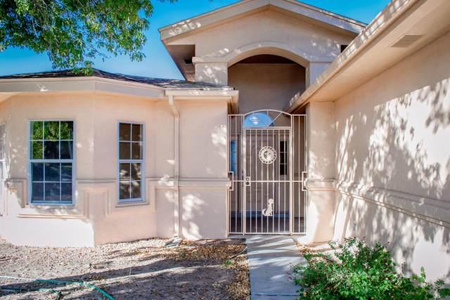 2401 Bugatti Drive, Las Cruces, NM 88001 (MLS #2002894) :: Arising Group Real Estate Associates
