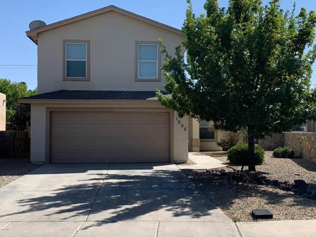 1205 Friendship Drive, Las Cruces, NM 88007 (MLS #2002897) :: Arising Group Real Estate Associates