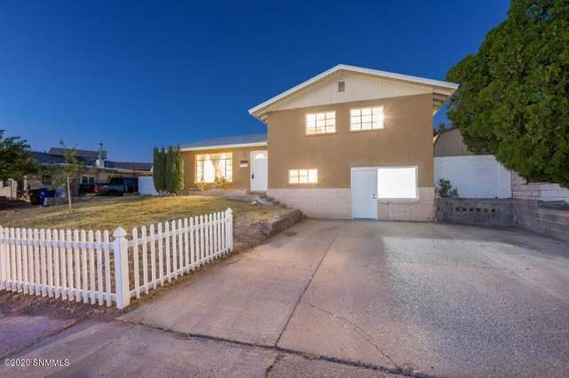 815 Lees Drive, Las Cruces, NM 88001 (MLS #2002898) :: Better Homes and Gardens Real Estate - Steinborn & Associates