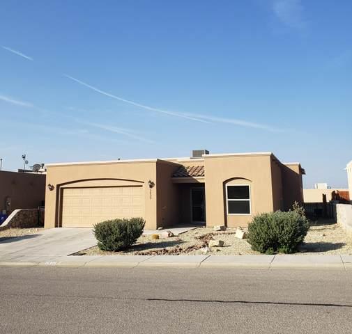 3432 Valverde Loop, Las Cruces, NM 88012 (MLS #2002904) :: Arising Group Real Estate Associates