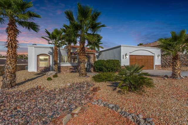 3525 Midnight Ridge Drive, Las Cruces, NM 88011 (MLS #2002913) :: Better Homes and Gardens Real Estate - Steinborn & Associates