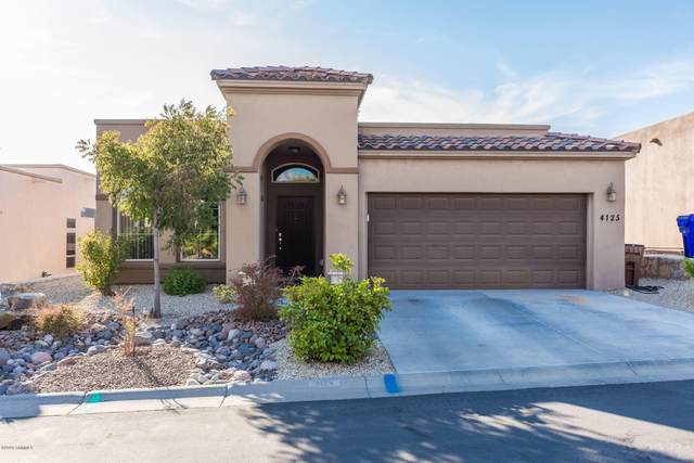 4125 Benisa Place, Las Cruces, NM 88011 (MLS #2002919) :: Better Homes and Gardens Real Estate - Steinborn & Associates