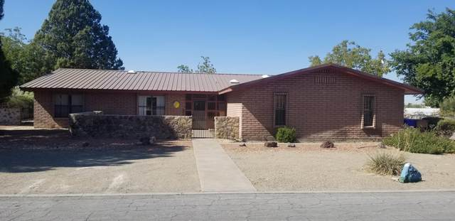 1070 Marilissa Lane, Las Cruces, NM 88005 (MLS #2002940) :: Agave Real Estate Group
