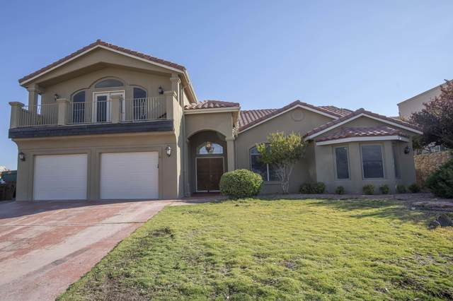 2878 Diamond Springs Drive, Las Cruces, NM 88011 (MLS #2002942) :: Better Homes and Gardens Real Estate - Steinborn & Associates
