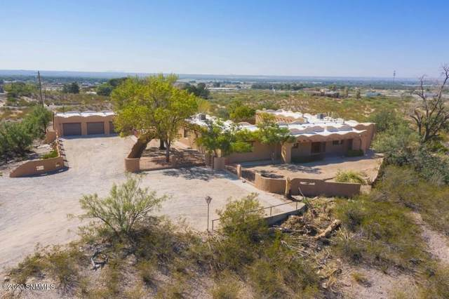 5348 Eagle Pass Road, Las Cruces, NM 88011 (MLS #2002945) :: Better Homes and Gardens Real Estate - Steinborn & Associates