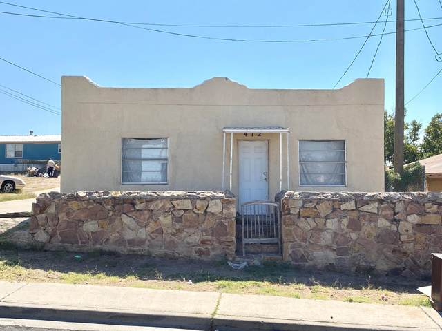412 Juniper Avenue, Las Cruces, NM 88001 (MLS #2002958) :: Better Homes and Gardens Real Estate - Steinborn & Associates