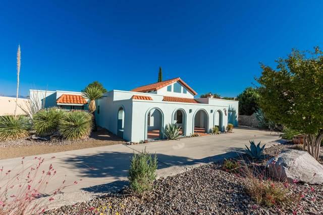 6865 Via Emma, Las Cruces, NM 88007 (MLS #2002965) :: Better Homes and Gardens Real Estate - Steinborn & Associates