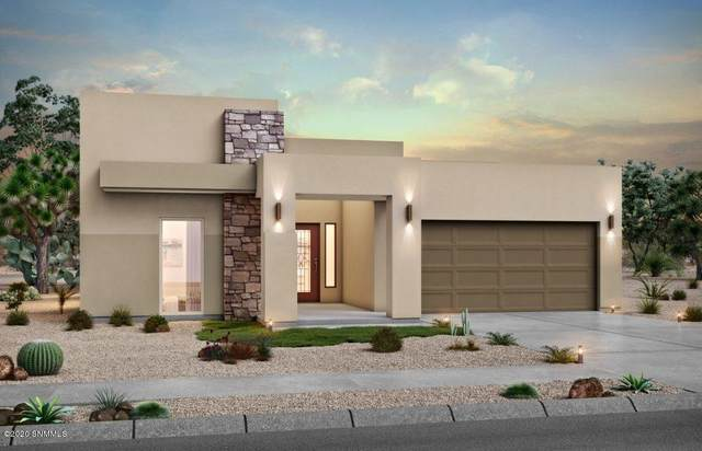 4632 Azure Hills Road, Las Cruces, NM 88011 (MLS #2002974) :: Better Homes and Gardens Real Estate - Steinborn & Associates