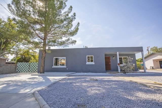 1815 Cruse Avenue, Las Cruces, NM 88005 (MLS #2002987) :: Las Cruces Real Estate Professionals