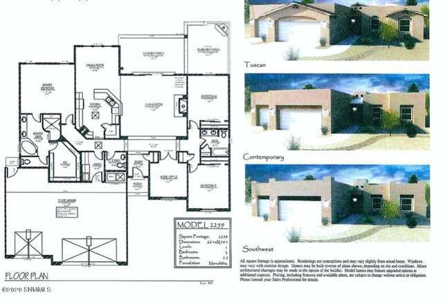 8387 Green Run Road, La Mesa, NM 88044 (MLS #2002989) :: Better Homes and Gardens Real Estate - Steinborn & Associates