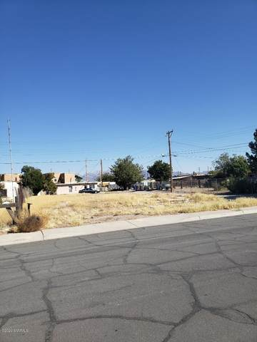 TBD N Tornillo Street, Las Cruces, NM 88001 (MLS #2003001) :: Agave Real Estate Group