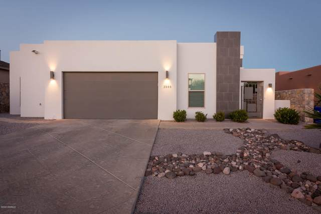 3946 Agua Caliente Drive, Las Cruces, NM 88012 (MLS #2003012) :: Las Cruces Real Estate Professionals