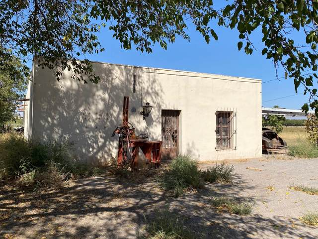 610 La Vina Road, Anthony, NM 88021 (MLS #2003013) :: Las Cruces Real Estate Professionals