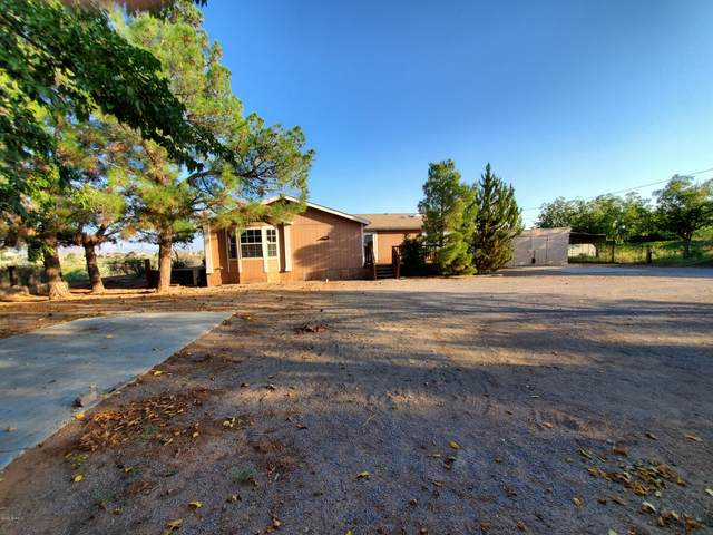 6262 Answer Drive, Las Cruces, NM 88012 (MLS #2003030) :: Better Homes and Gardens Real Estate - Steinborn & Associates