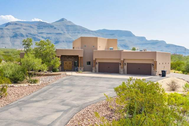 1603 Las Lomas, Alamogordo, NM 88310 (MLS #2003040) :: Las Cruces Real Estate Professionals