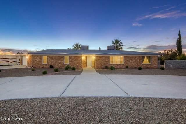 1701 Imperial Ridge, Las Cruces, NM 88011 (MLS #2003067) :: Arising Group Real Estate Associates