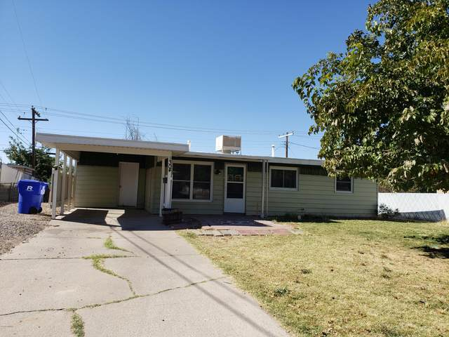 1304 Gladys Drive, Las Cruces, NM 88001 (MLS #2003082) :: Better Homes and Gardens Real Estate - Steinborn & Associates
