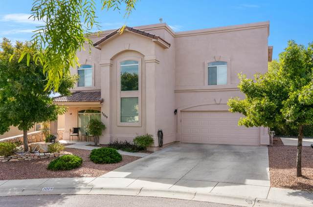 3009 Zacatecas Court, Las Cruces, NM 88012 (MLS #2003087) :: Better Homes and Gardens Real Estate - Steinborn & Associates